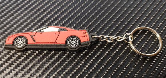 Nissan GTR R35 Red