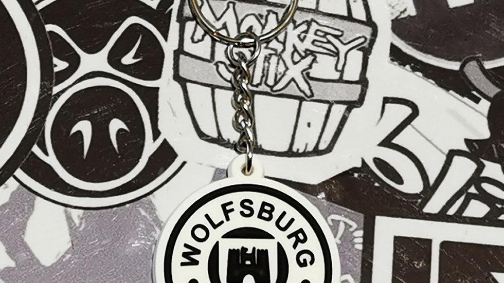 Volkswagen Wolfburg Edition Suit Golf Caddy White