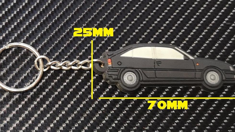 Vauxhall  Astra GTE / Opel Kaddet Gsi  Key Ring Black