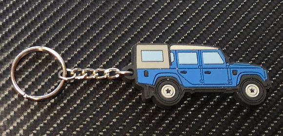 Landrover 110 Double Cab & 3/4 Tilt Blue