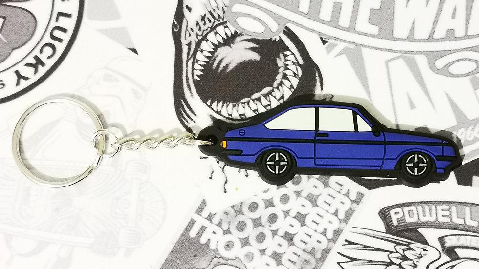 Escort RS2000 Key Ring Midnight Blue