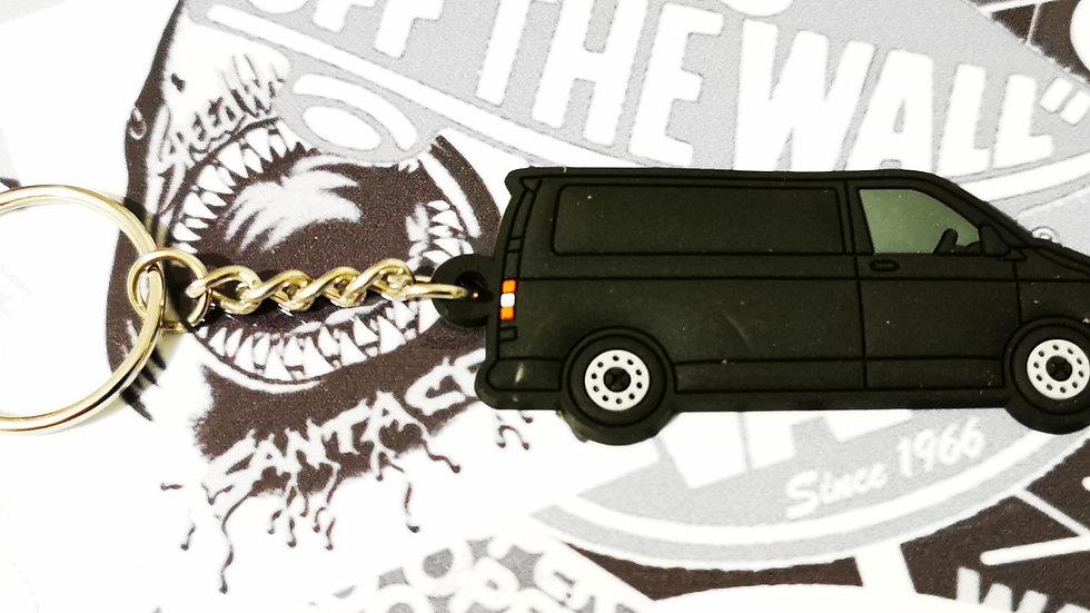 Volkswagen T5 Camper Black Van