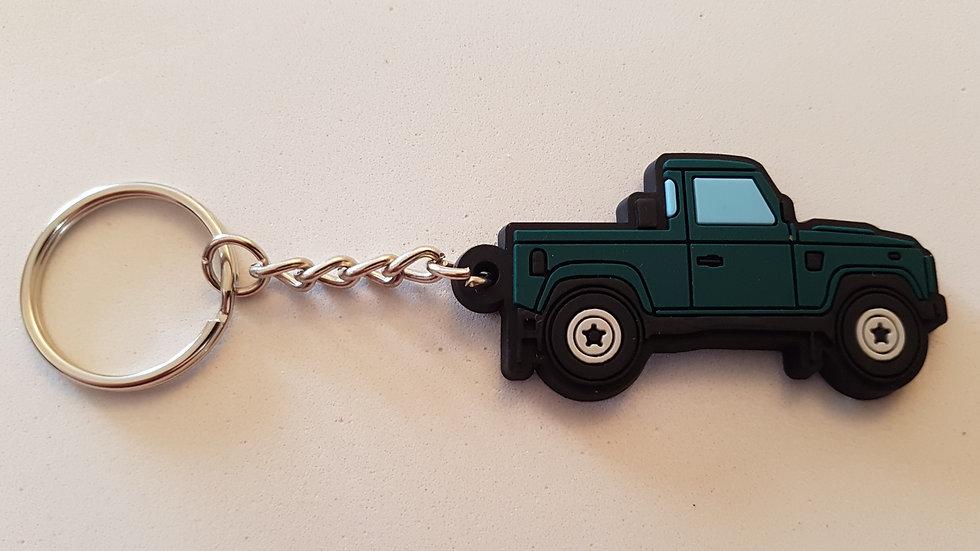 Landrover 90 Truckcab Dark Green
