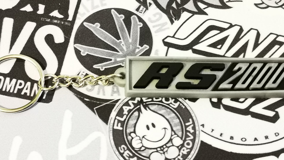 Ford Escort Mk1 RS2000 Badge  Key Ring