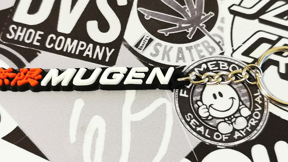 Mugen Honda Key Ring