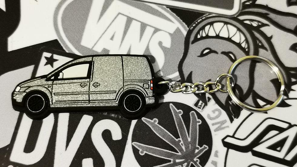 Volkswagen  Caddy MK3 Bbs Wheels Silver