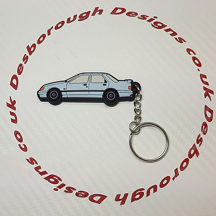 Serria Sapphire RS Cosworth Key Ring Moonstone Blue