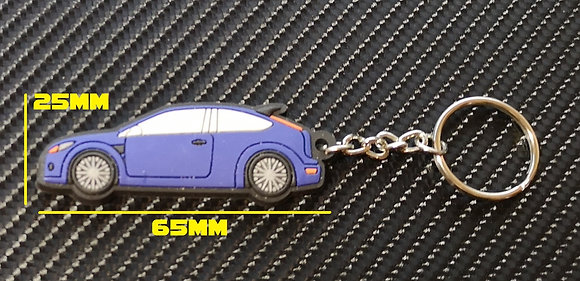 Focus RS / ST Key Ring Light Blue