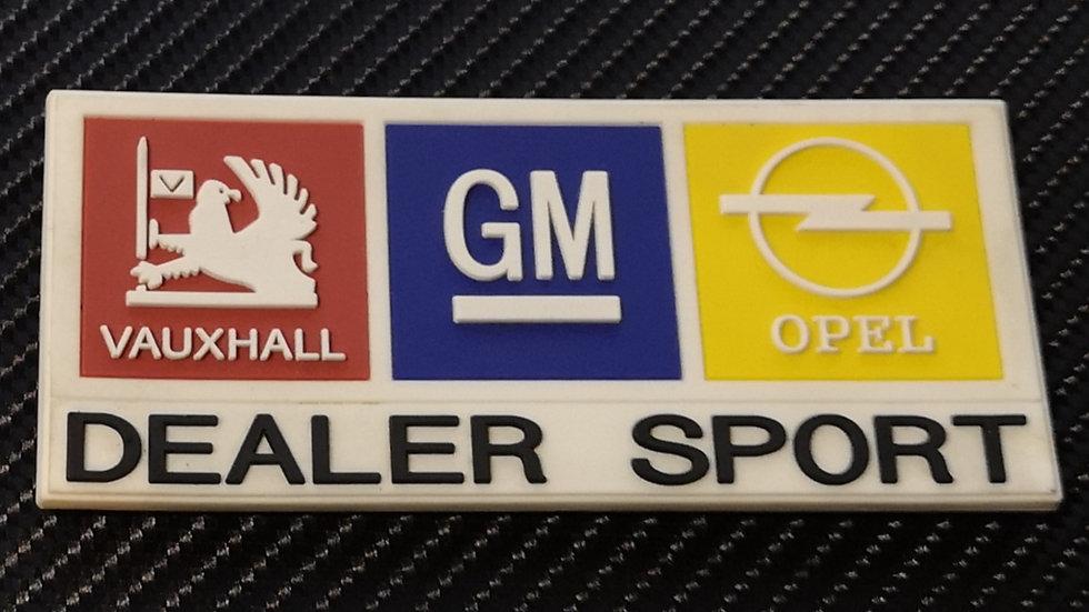 Vauxhall Opel Dealer Sport Fridge Magnet