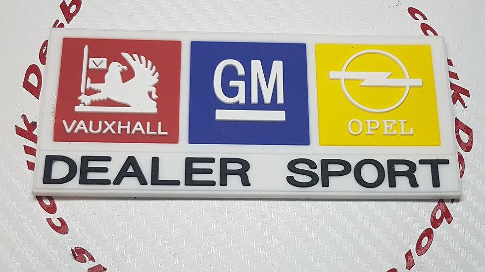Vauxhall Opel Dealer Sport Key Ring