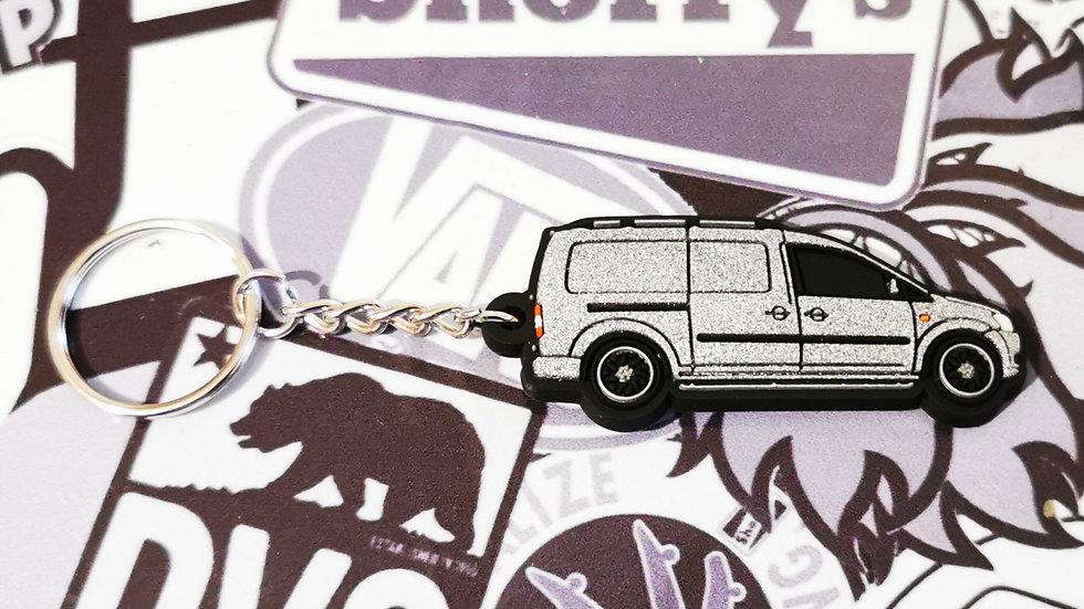 Volkswagen  Caddy MK3  Maxi Silver