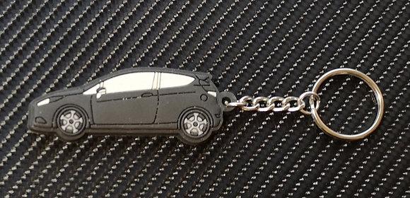 Fiesta ST Key Ring Black