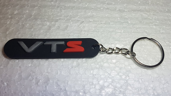 Citroen VTS Key Ring Red S