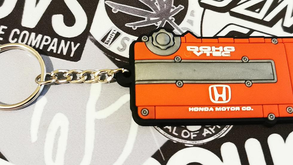 Honda Type R Vtec Rocker Key Ring Red (EK9/DC2)