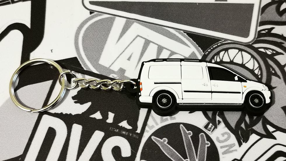 Volkswagen  Caddy MK3  Maxi White