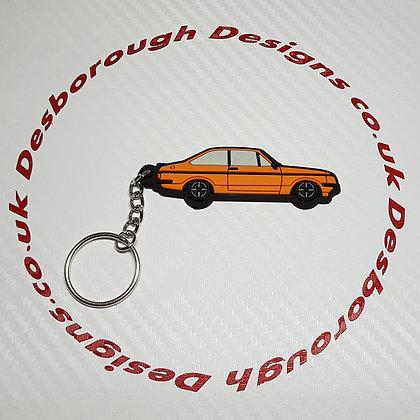 Escort RS2000 Key Ring Signal Orange