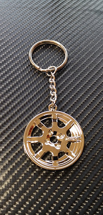 Peugeot 205 GTI SL434 Wheel Key Ring