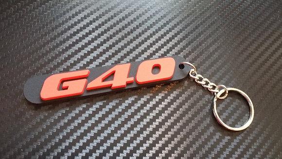 VW Polo / Lupo G40 Key Ring