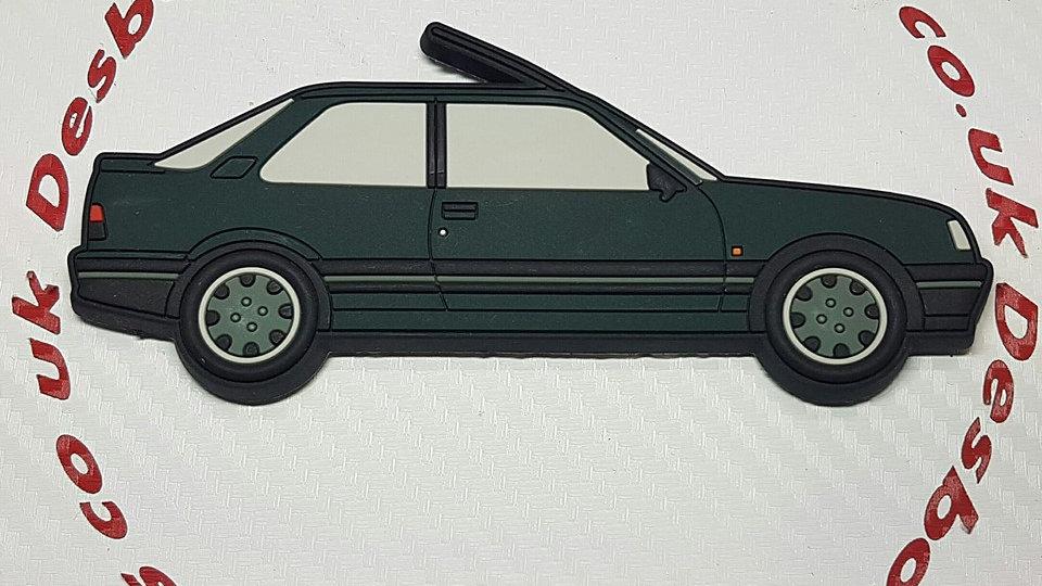 Peugeot 309 GTI Goodwood Fridge Magnet