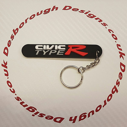 Honda Civic Type R Key Ring