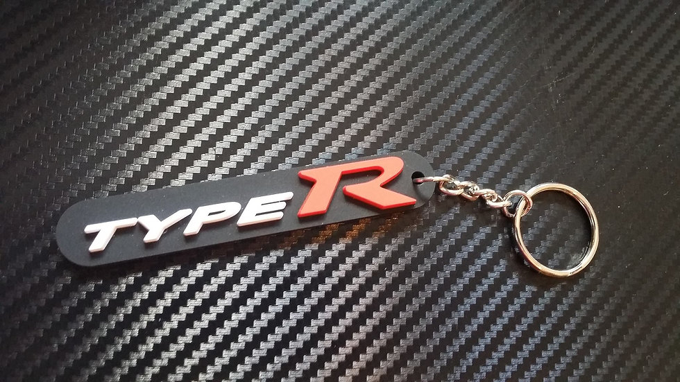Honda Type R Key Ring
