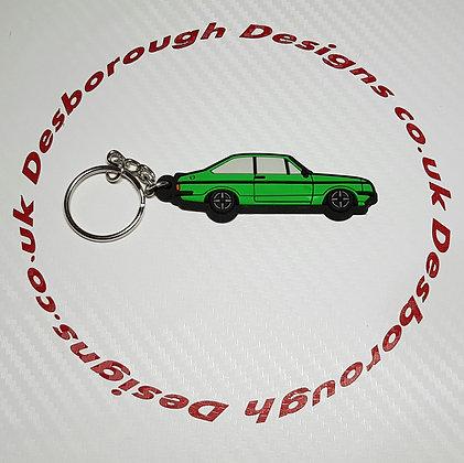 Escort RS2000 Key Ring Signal Green