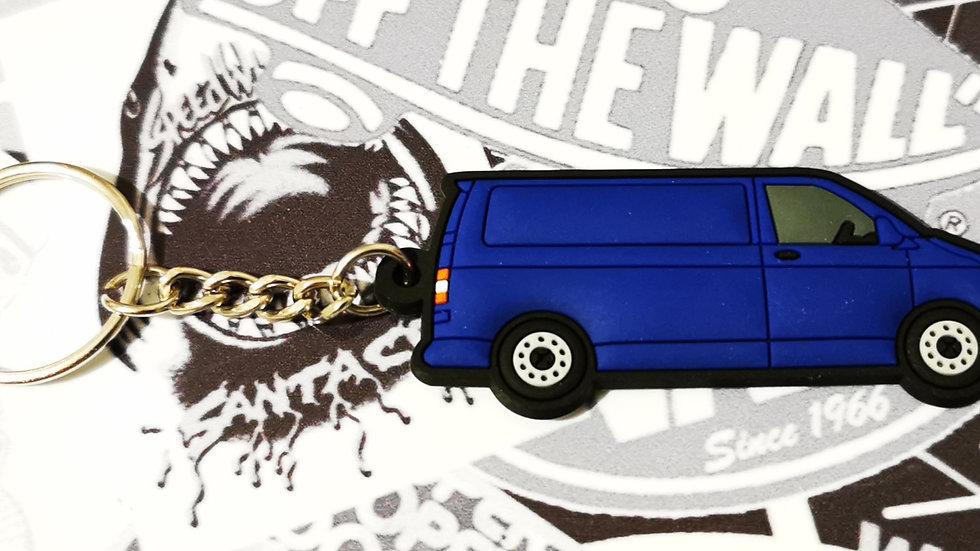 Volkswagen T5 Camper Blue Van