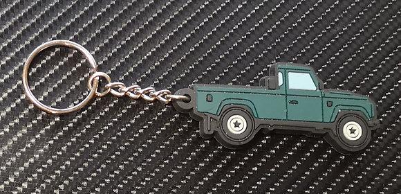 Landrover 110 Truckcab Green