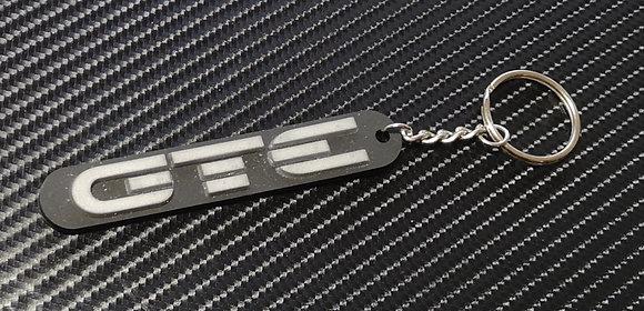 Vauxhall  Astra Nova GTE  Key Ring Silver
