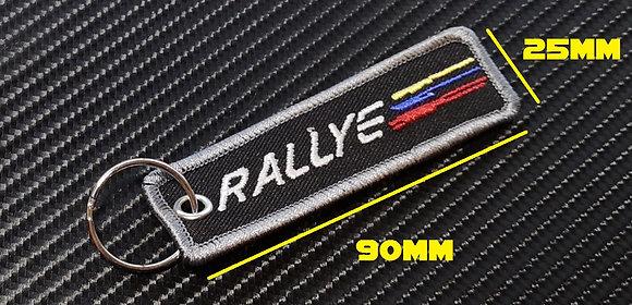 Peugeot Rallye Key ring Fabric 106/205/306