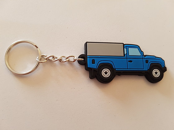 Landrover 110 Truckcab & 3/4 Tilt Light Blue