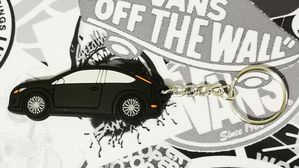 Focus RS / ST Key Ring Dark Black