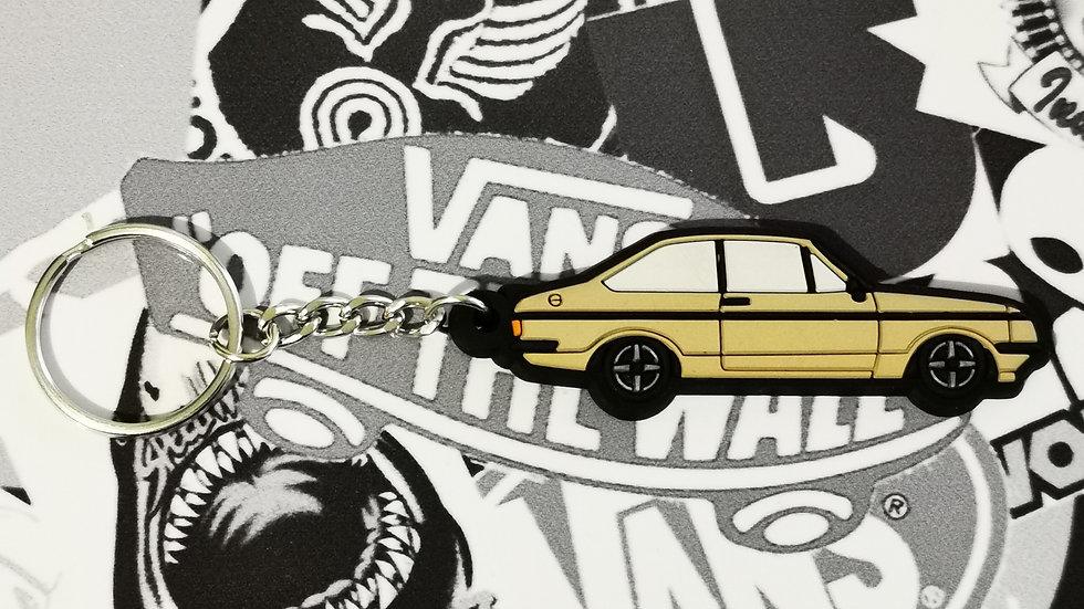 Escort RS2000 Key Ring Cordoba Beige