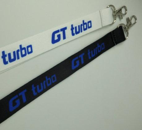 Renault 5 GT Turbo Lanyard Black/Blue