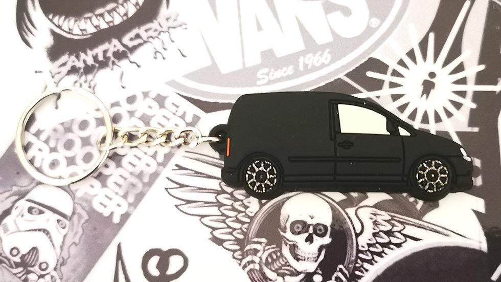 Volkswagen  Caddy MK3 Bentley Wheels Black