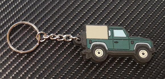 Landrover 90 Truckcab & 3/4 Tilt Green