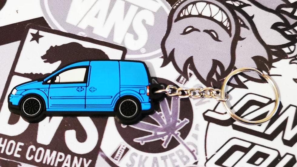 Volkswagen  Caddy MK3 Bbs Wheels Blue