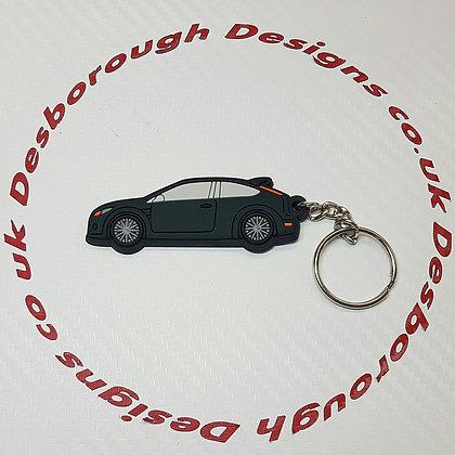 Focus RS / ST Key Ring Dark Green