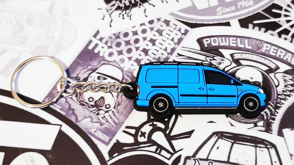 Volkswagen  Caddy MK3  Maxi Blue