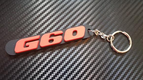 VW Golf G60 Key Ring