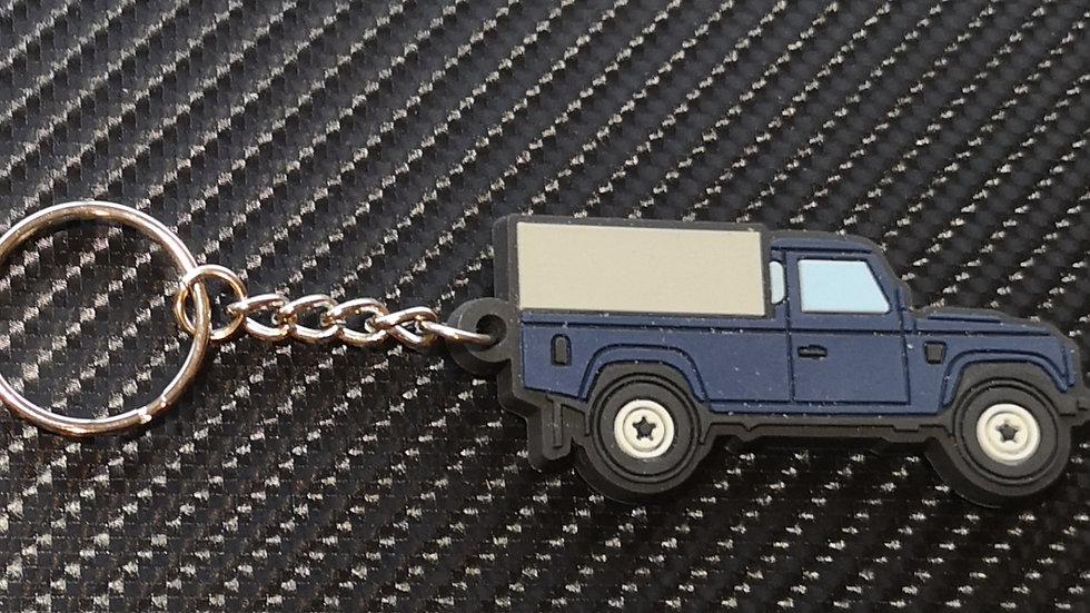 Landrover 110 Truckcab & 3/4 Tilt Dark Blue