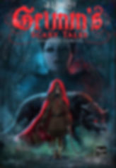 Grimm's Scary Tales Lugubres contes par Anthony Luc Douzet