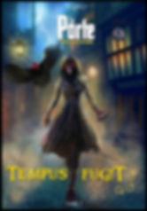 Saga La Porte tome 7 Tempus Fugit par Anthony Luc Douzet