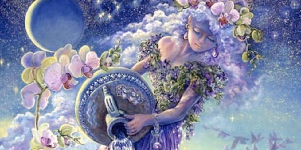 New Moon in Aquarius Meditation