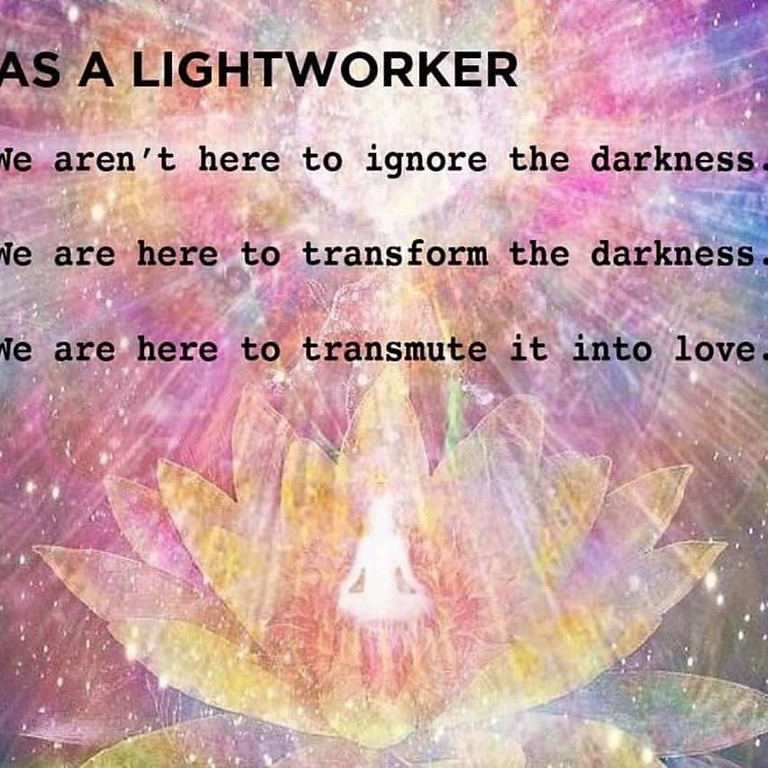 12 Types of Lightworkers