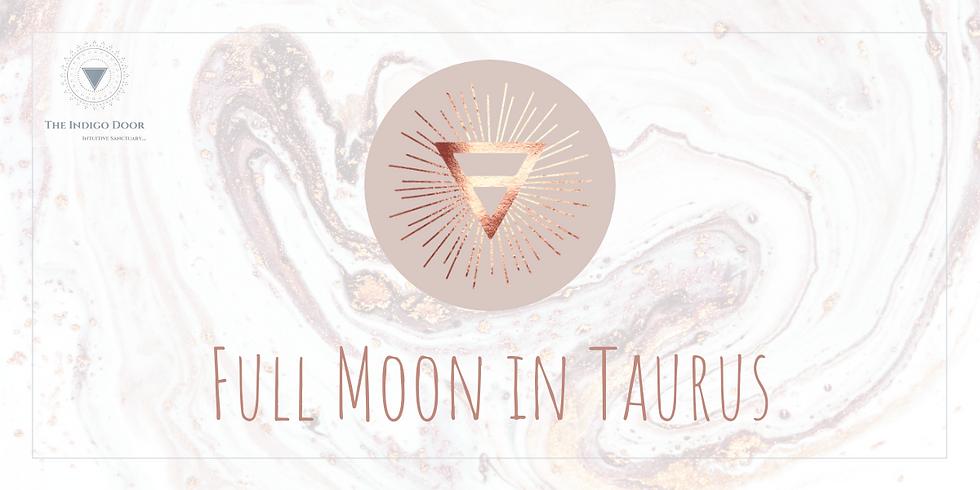Full Moon in Taurus Meditation