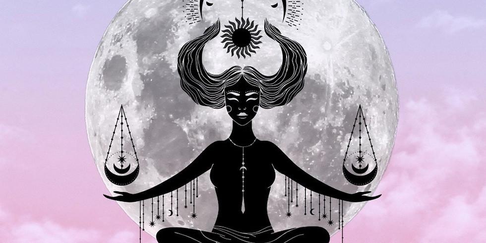 New Moon in Libra Meditation