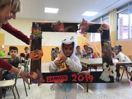 Celebrando o Samaín