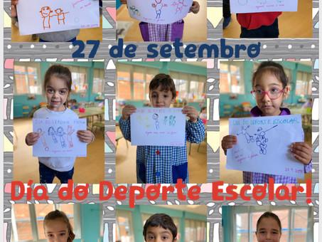 Día Europeo do Deporte Escolar