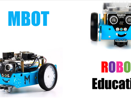 MBOT: Robot educativo
